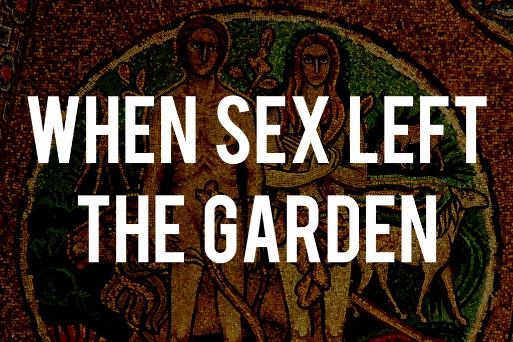 sex left garden